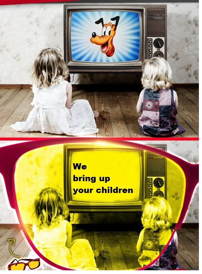 "agitprop ovi 191 Parents' essay on the topic ""Development of conscious children's perception of information"""